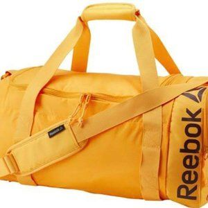Reebok Unisex Gym Bag Orange New never worn